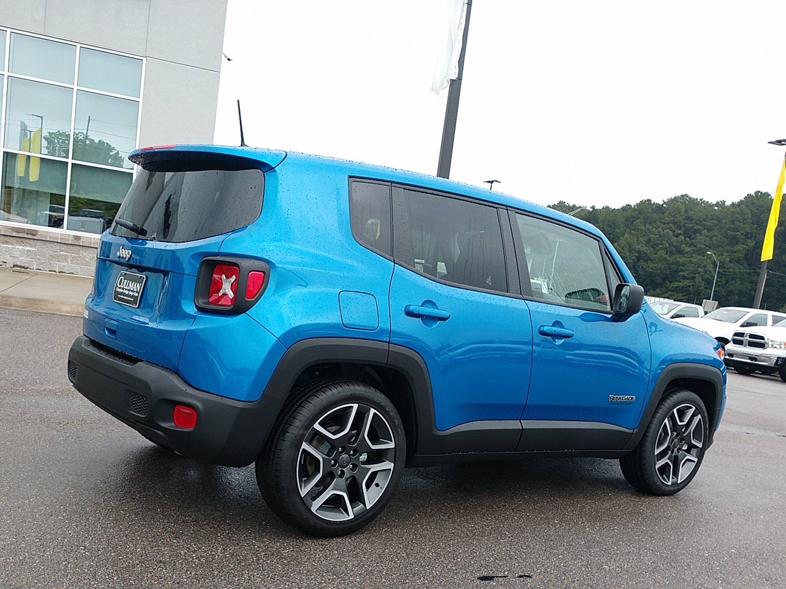 New 2020 JEEP Renegade Jeepster