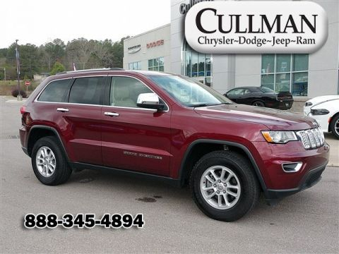 Certified Pre-Owned 2018 Jeep Grand Cherokee Laredo E